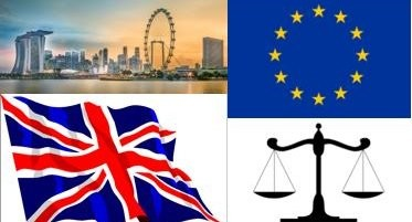 Is Case Law of European Origin relevant for Singapore Court Cases in the Area of IP?