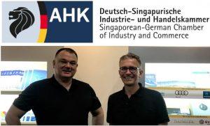 Interview mit Dr. Tim Philippi von der Deutsch-Singapurischen Außenhandelskammer in Singapur