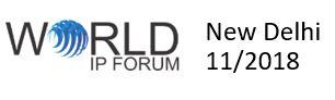 Talk at WIPF 2018 New Delhi – Technologies Impact on Patents