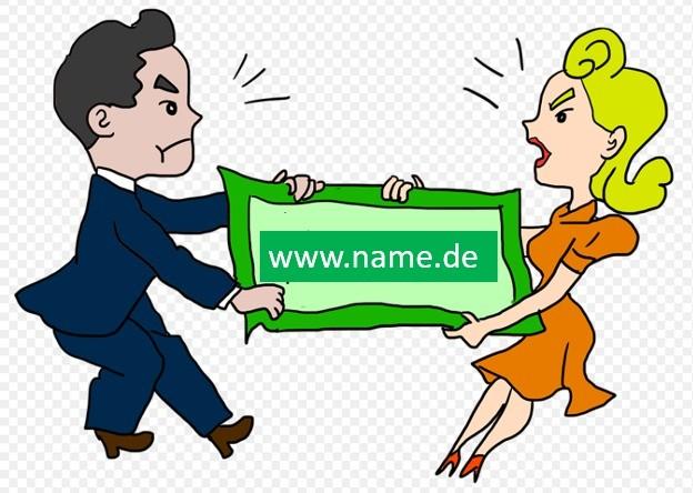 Streit um die Domain: Wenn der Allgemeinbegriff zugleich ein Name ist …