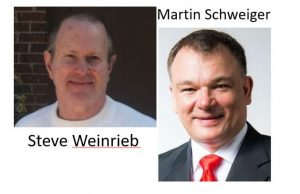 Podcast with Steve Weinrieb – The Mechanical Patent Attorney