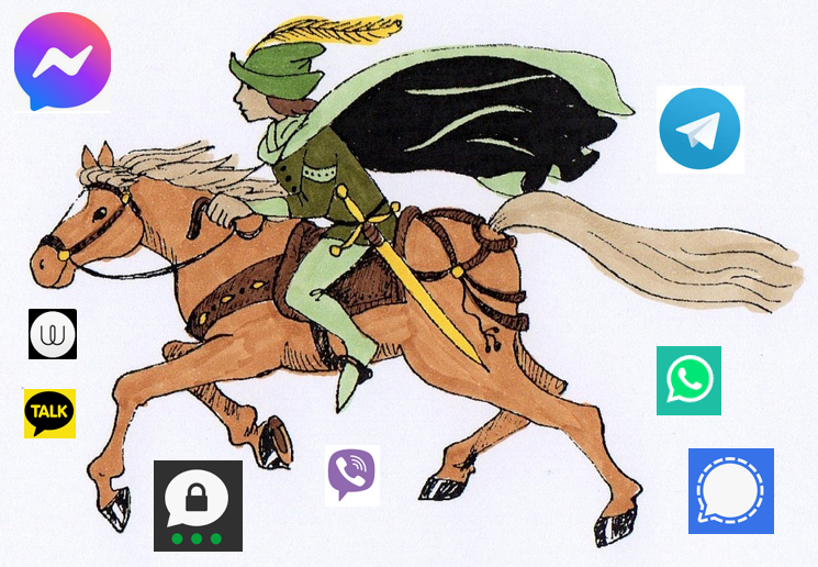Which Instant Messenger Apps To Use On Your Smartphone. And Which One Not.